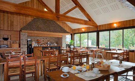 Salle de restaurant la Remise