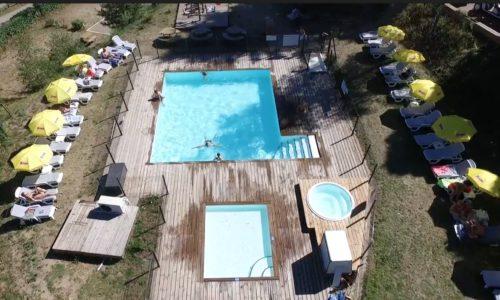 piscine camping mas de sédaries