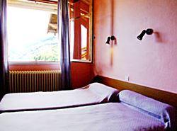 chambre hôtel du lac