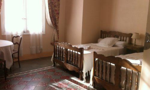 chambre 2 hôtel Balme