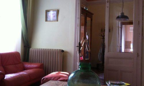 intérieur Hôtel Balme