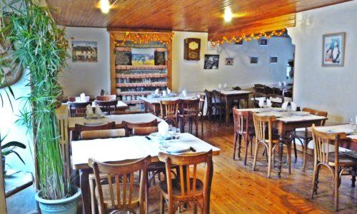 salle restaurant auberge des cévennes