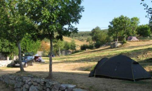 emplacement camping la barette