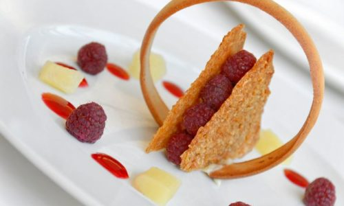 dessert gorges du tarn
