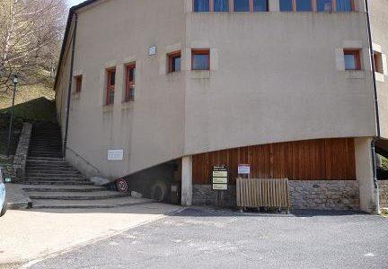 façade gîte communal