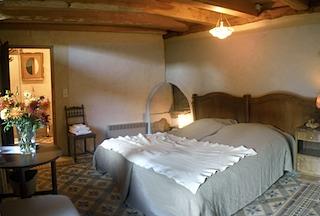 chambre 2 Mas la Donzelenche