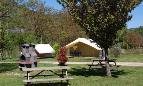 intérieur camping val des cévennes