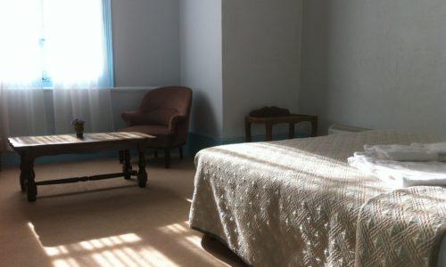 Chambre hôtel Balme