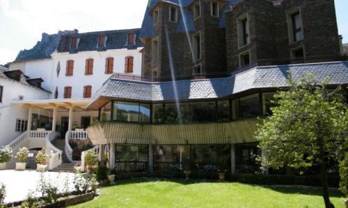 façade 5 grand hôtel du parc