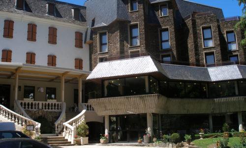 façade 4 grand hôtel du parc