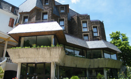 façade 2 grand hôtel du parc