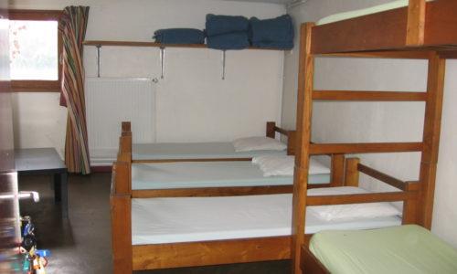 dortoir gite communal