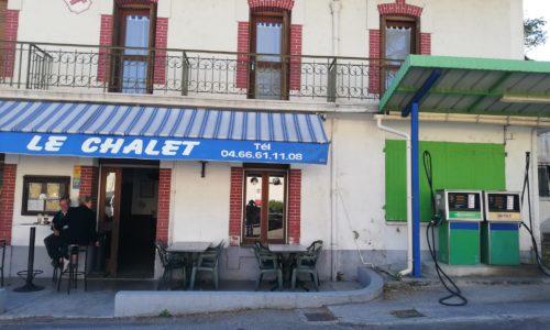Hotel restaurant le Chalet Génolhac