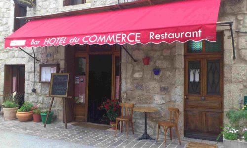 Café du Commerce Génolhac